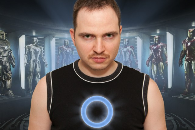 Movember Day 14: Unite Around the Arc Reactor for Diabete