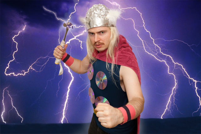 Movember Day 29: Thor